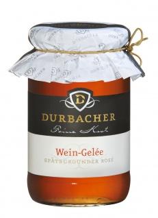 Durbacher Spätburgunder Wein-Gelee (rosé) 400 Gramm - Vorschau