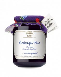 Marmelade aus dem Schwarzwald Faller Zwetschgen-Mus 430 Gramm