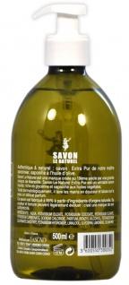 savon le naturel extra pur de marseille Huile d'olive mit Olivenöl 500ml