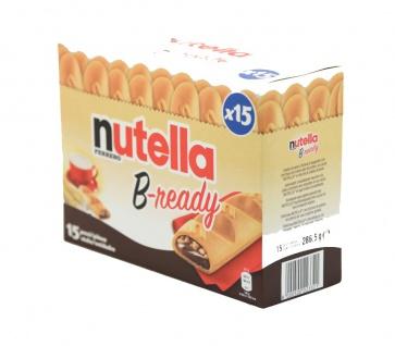Ferrero nutella B Ready Riegel (15 Stk.)