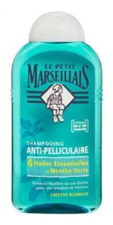 Le Petit Marseillais Antischuppen-Shampoo mit pflanzlichen Ölen für normales Haar