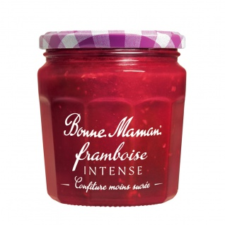 Bonne Maman Himbeere / La Framboise - Fruitée Intense 335g