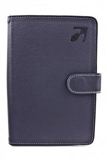 """Tablet PC Tasche aus Kunstleder 7"""" in schwarz inkl. Ständer für 7"""" Tablets - Vorschau 4"""