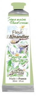 La Savonnerie De Nyons Handcreme Creme Aquarell Fleur d'Almond Mandelblüten