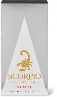 Scorpio Sport - Eau de Toilette für Herren - Vaporisateur/Spray - 75 ml