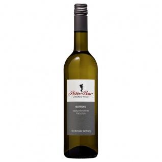 Roter Bur Glottertäler Winzer Steillage Einzellage Eichberg Weißwein Gutedel 0, 75 Liter Der Delikate