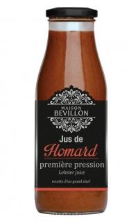 Maison Bevillon Jus de Hommard - Hummersaft 0, 5 Liter aus Frankreich
