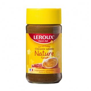 Leroux La véritable Chicorée soluble Nature Zichorienextrakt , als Kaffeeersatz 200g
