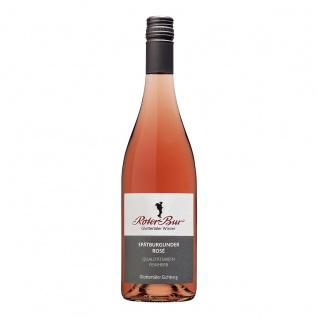 Roter Bur Glottertäler Winzer Einzellage Eichberg Spätburgunder Rosé Wein 0, 75 Liter Der Terrassenstar