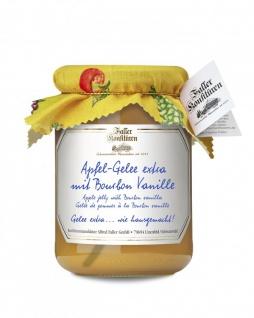 Marmelade aus dem Schwarzwald Faller Apfel-Gelee mit Original Bourbon Vanille