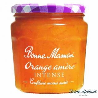 Bonne Maman Orange Amere / Confiture orange amère intense 335 Gramm