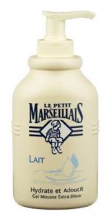 Le Petit Marseillais Flüssigseife mit Milch 300 ml aus Frankreich