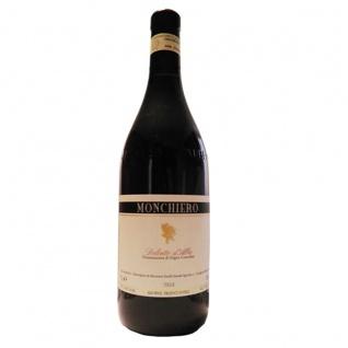 Azienda Agricola Monchiero DOLCETTO D'ALBA 2015 Der Tischwein par excellence.Rotwein 0, 75 Liter