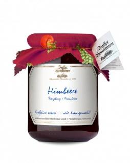 Marmelade aus dem Schwarzwald Faller Himbeer-Konfitüre extra 450 Gramm