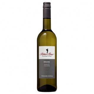 Roter Bur Glottertäler Winzer Steillage Einzellage Eichberg Weißwein Riesling 0, 75 Liter Der Feinrassige