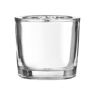 Madam Stoltz - 1q332 - Teelicht Polar, 7x7cm - Vorschau 4