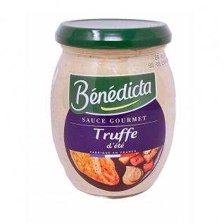 Bénédicta Sauce Gourmet Truffe d'été Sommertrüffelsauce 260g
