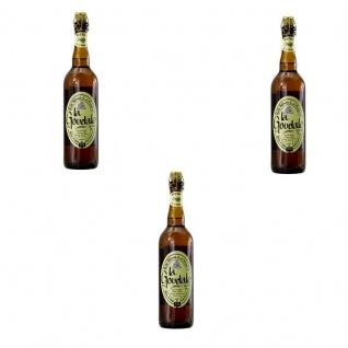 La Goudale Lagerbier 3 X 750ml 7, 2% Alkohol