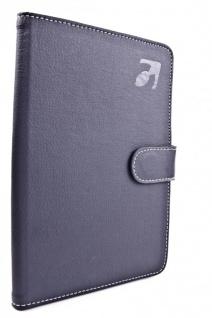 """Tablet PC Tasche aus Kunstleder 7"""" in schwarz inkl. Ständer für 7"""" Tablets - Vorschau 2"""