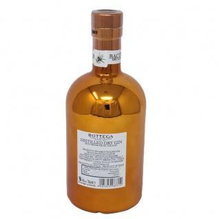 Bottega Bacur Dry Gin 0, 5 Liter 40 % Vol. - Vorschau 2