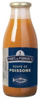 La Pointe de Penmarc'h Fischsuppe aus der Bretagne 1 Liter