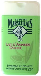"Le Petit Marseillais Duschgel 3er Set "" Lieblich"" Vanille, Milch, Mandel - Vorschau 4"