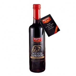 MUTTI Vinaigre Tomaten-Essig, 500ml