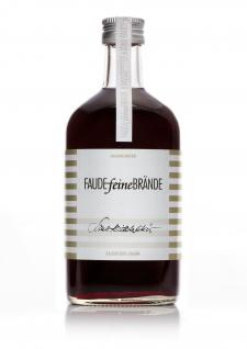 Faude Feine Brände Sauerkirsch Likör 0, 35 Liter 24% Alkohol