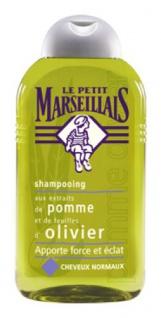 Le Petit Marseillais Shampoo mit Apfel und Olive für normales Haar 250 ml aus Frankreich