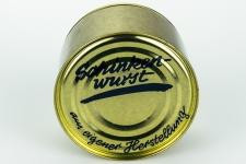 Feine Heimat Hausmacher Schinkenwurst 400 Gramm Dose