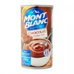 Mont Blanc La creme dessert au chocolat Schokoladencreme