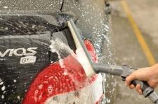 Aqua2go PRO GD141 Aufsteck Bürste für Akku Druck Reiniger