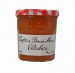 Bonne Maman Pêche Marmelade aus Frankreich Pfirsiche 370 Gramm