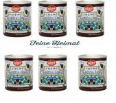 Clement Faugier Die originale Maronencreme mit Vanille aus Frankreich 6x 250 Gramm