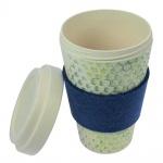 ebos Coffee-to-Go-Becher BambusDynamic New II, 450 ml