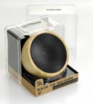 Magic Clouds Back to Nature Bluetooth Speaker 11179 Bamboo