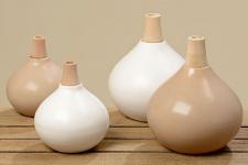 """2er-Set Vasen """" Hany"""" groß"""