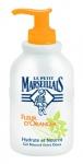 Le Petit Marseillais Schaum Gel Seife Orangenblüten 300 ml aus Frankreich