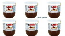 Ferrero nutella im praktischen Trinkglas 6 x 220 Gramm