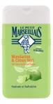 Le Petit Marseillais Duschgel mit Mandarine und Limette 250 ml aus Frankreich
