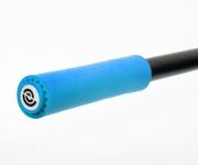 BikeRibbon Silicongriffe Fahrradgriffe, Griffe, lenkergriffe SI02 Extralite, blau