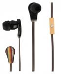 """BODINO Designer Headset für Smartphones / MP3 Player by Cyprian Koscielniak """" paseczki"""""""