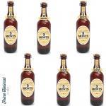 3 Monts Bière de Flandre helles obergähriges Starkbier 6 x 0, 75 Ltr. 8, 5% mit