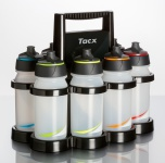 Tacx Starlight & Shanti Twist transparent 8 x 500 ml - Membranverschluß