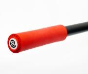 BikeRibbon Silicongriffe Fahrradgriffe, Griffe, lenkergriffe SI02 Extralite, rot