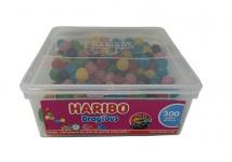 Haribo DRAGIBUS Soft Kaubonbons in verschiedenen Farben 300 Stck