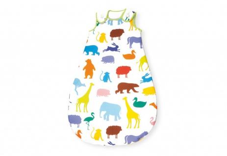 Schlafsack 'Happy Zoo', Sommer, 90 cm  