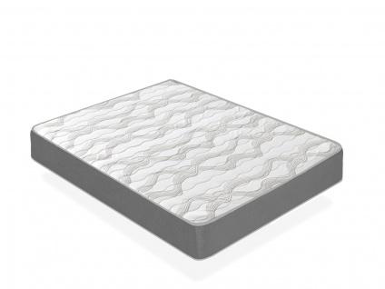 Kaltschaummatratze DORMALIT NIRVANA -H2- Höhe 16 cm Elegantes Grau