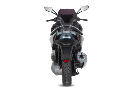 Kymco Xciting 400i ABS 4
