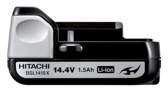 Hitachi BSL 1415X Wechsel-Akku Slide Battery